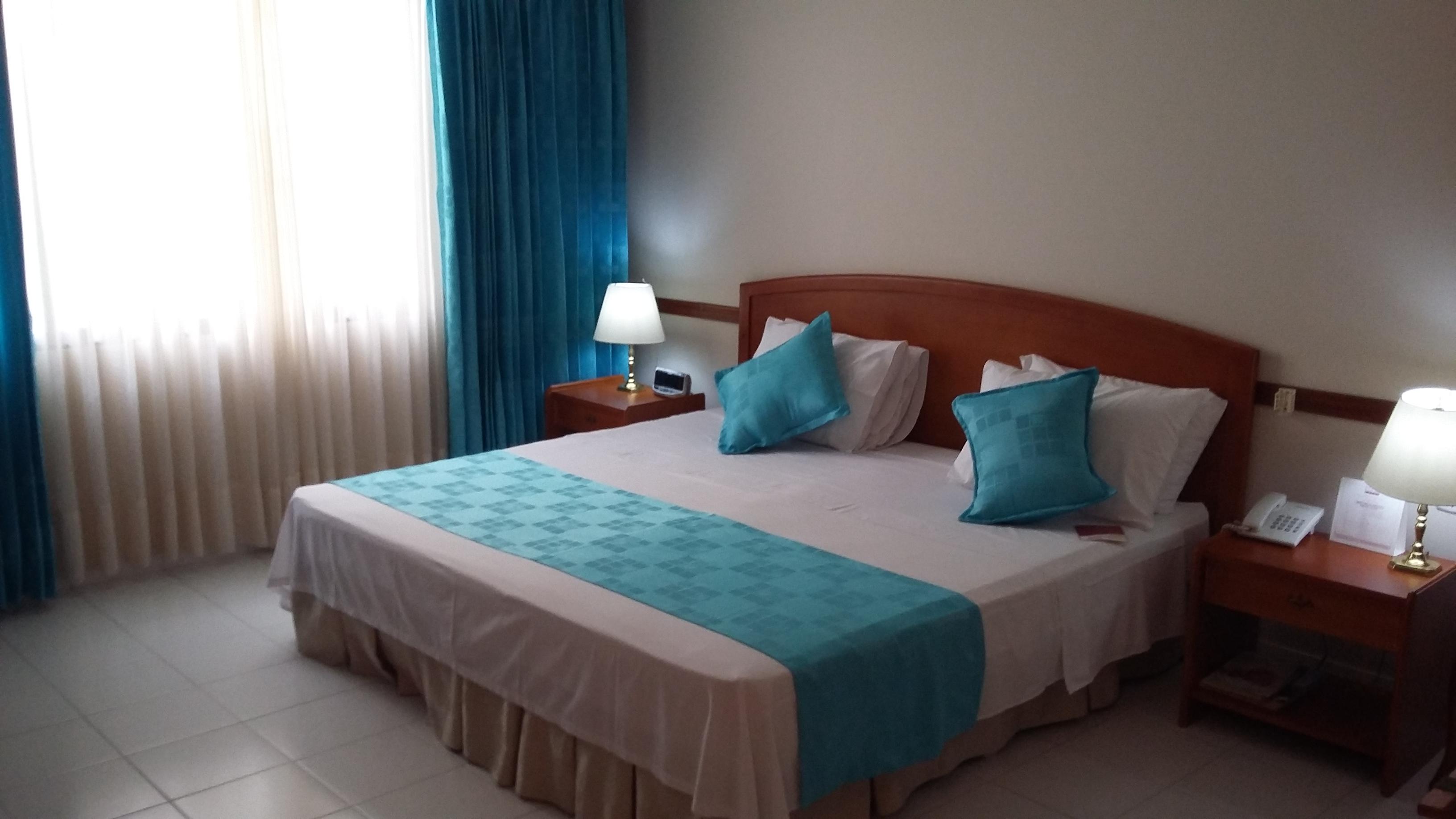 Habitaci n doble hotel en tulu hotel pr ncipe for Habitacion doble