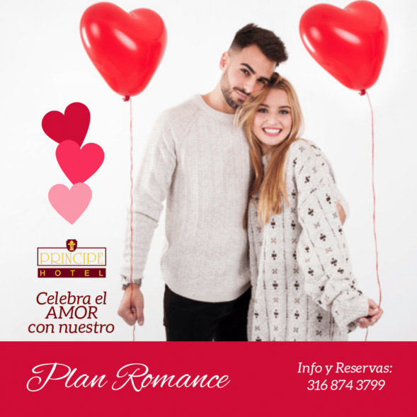 Plan romance Amor y Amistad